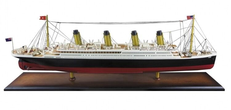 klassiska modellbåtar online