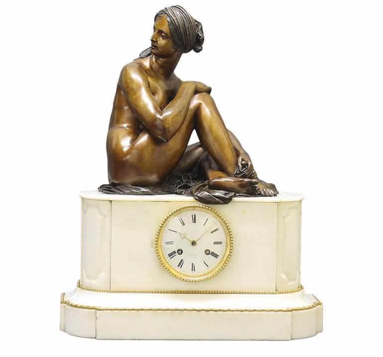 James Pradier skulptur