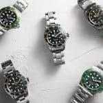 Drömmer du om en Rolex? Kaplans guidar bland auktionsobjekten på Klockkvaliten idag