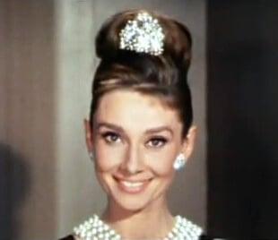 audrey Hepburn I breakfast at tiffany's