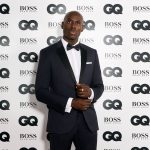 Snygga herrstilar från GQ Men of the Year Awards UK