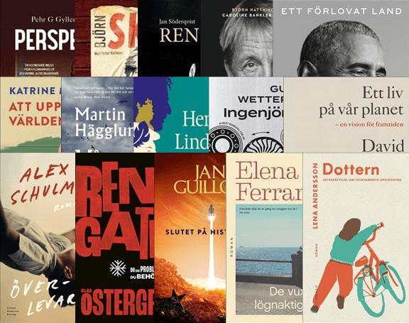 bästa böcker 2020