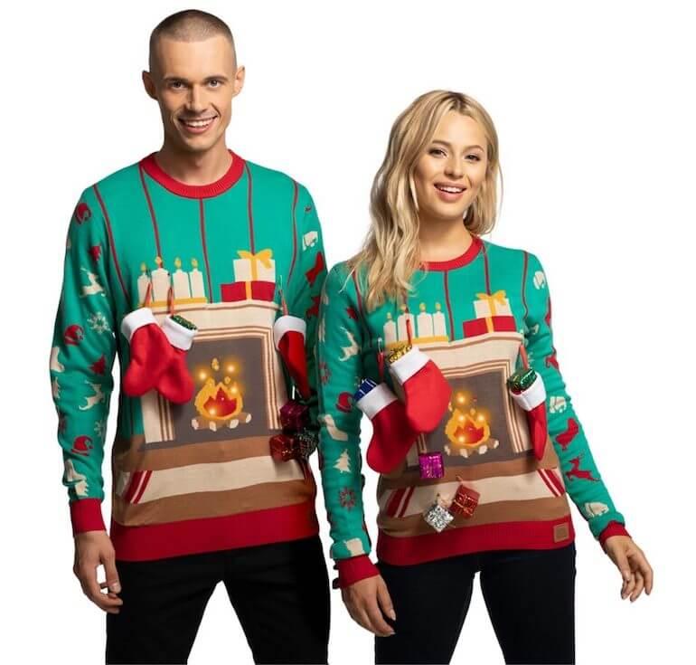 jultröjor för par