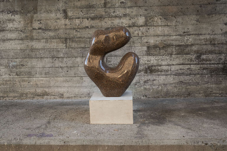 lyft lab lansering skulpturer