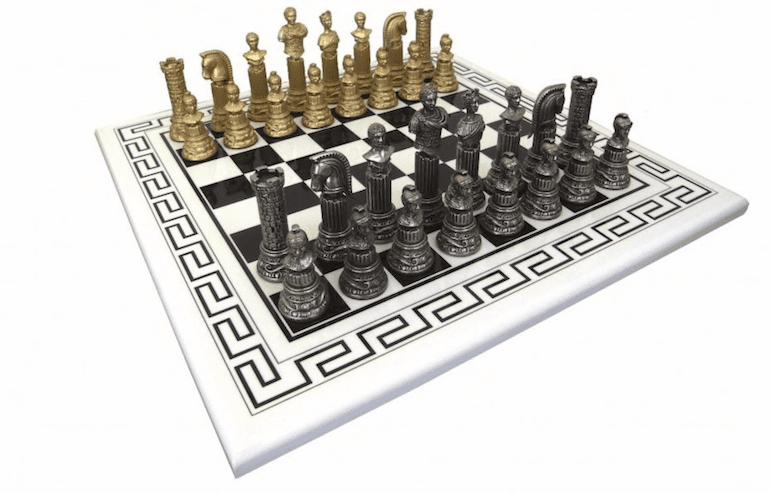 lyxiga schackset