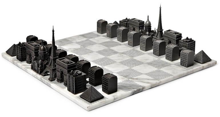lyxiga schackset online