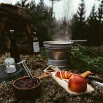 Två enkla och vällagade stormköksrecept från kocken Niki Sjölund