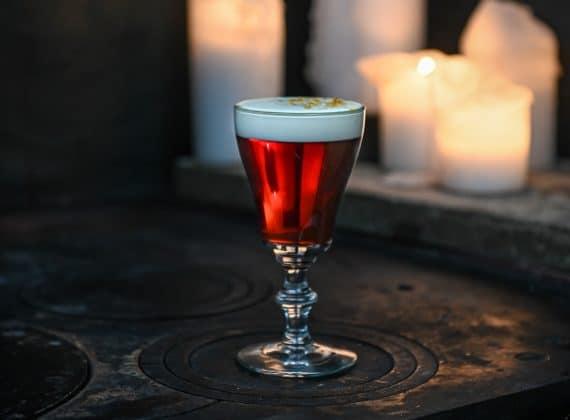 negroni warmer drink