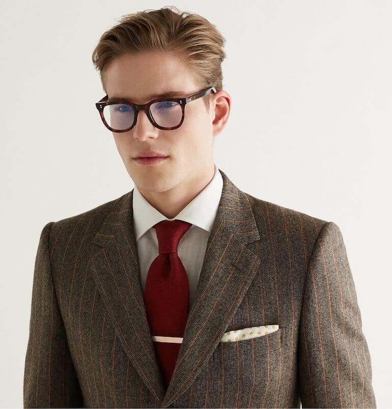 snyggaste glasögon för män