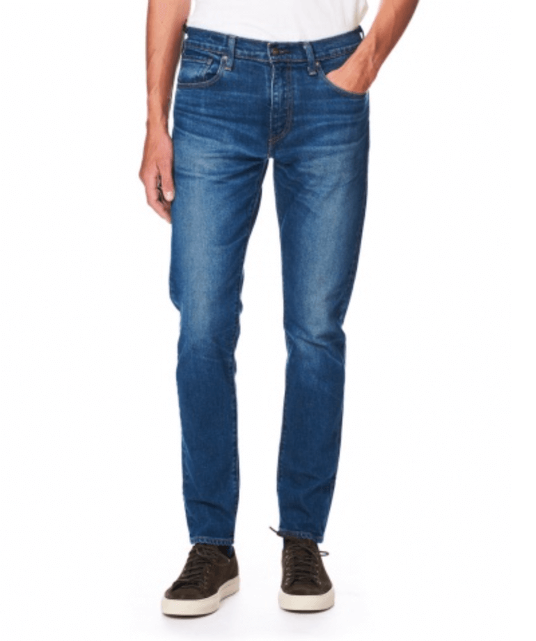 snyggaste jeans