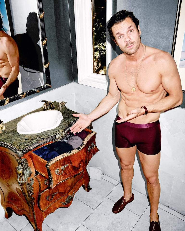 snyggaste underkläder för män