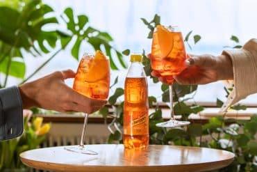 schweppes spritz drinknyhet 2021
