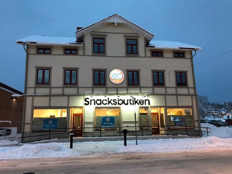 ny snacksbutik olw januari 2021