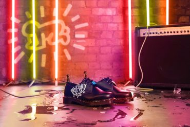 dr martens keith haring