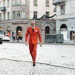 Nytt svenskt märke erbjuder italienskt herrmode