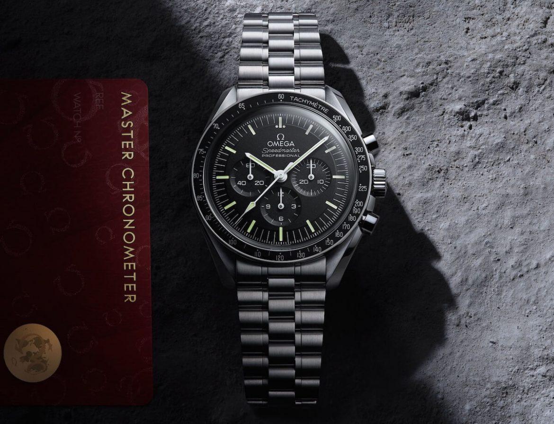 omega speedmaster moonwatch 2021