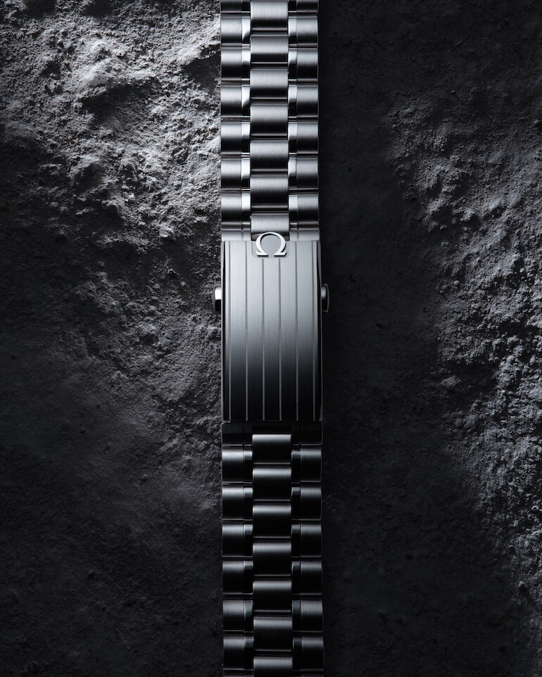omega speedmaster moonwatch armband