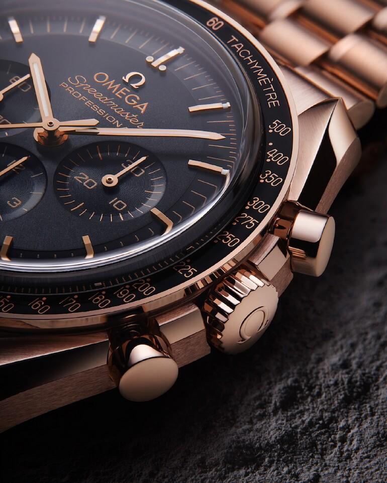 omega speedmaster moonwatch uppdateras