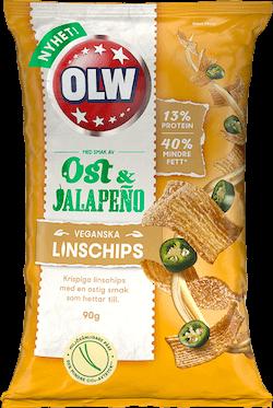 nya snacks från olw januari 2021