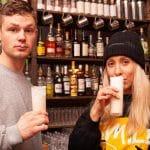 TJOGET lanserar två cocktails som tolkar semla till fettisdagen