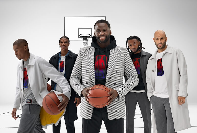 boss nba capsule collection 2021