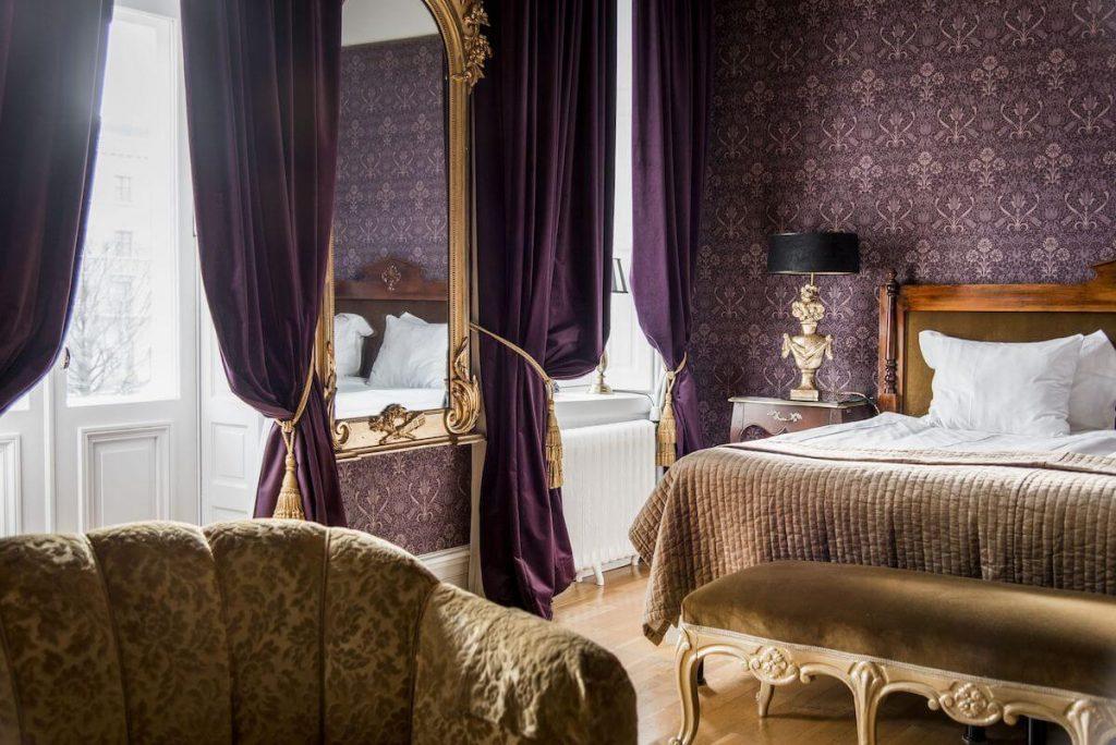 bästa hotell i sverige regency