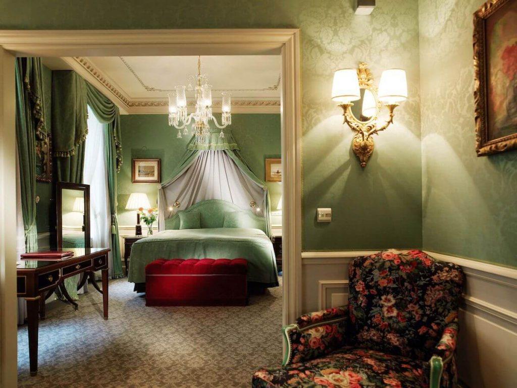 bästa regency hotell