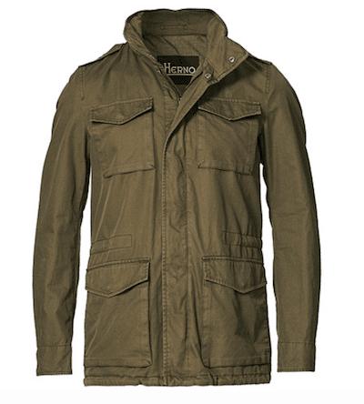 field jackets för män vår sommar 2021