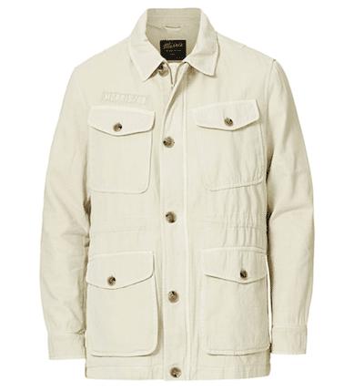 snygga field jackets för män vår sommar 2021