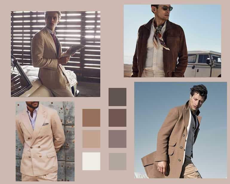vårens och sommarens modefärger 2021