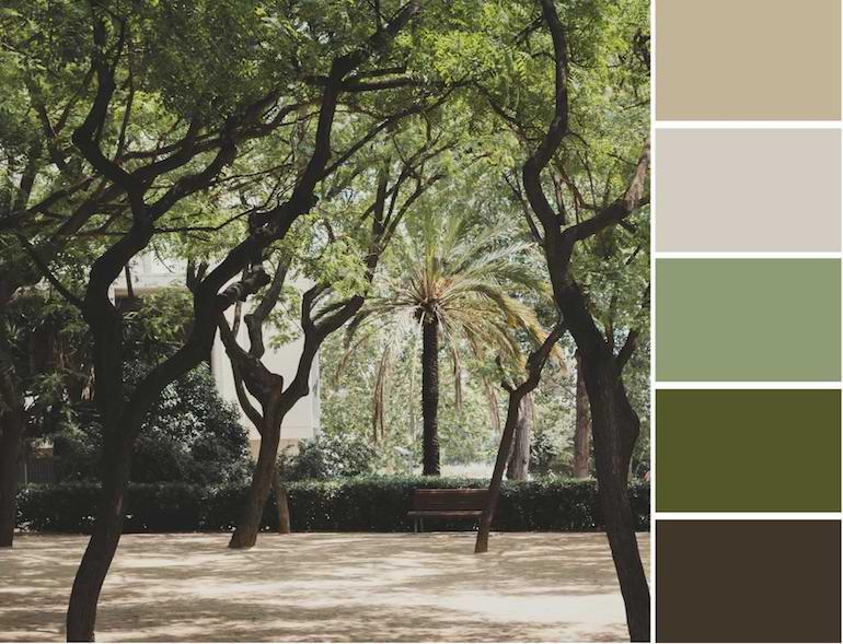 vårens och sommarens trendfärger inom mode 2021