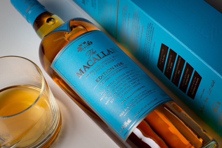 The Macallan edition 6 smaknoter