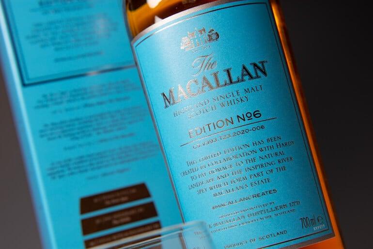The Macallan edition 6 ny whisky i sverige