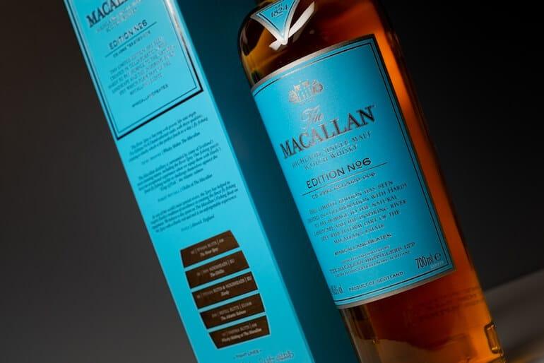 The Macallan edition 6 2021