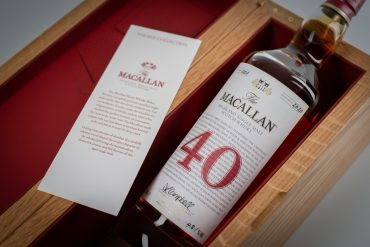 the macallan red collection