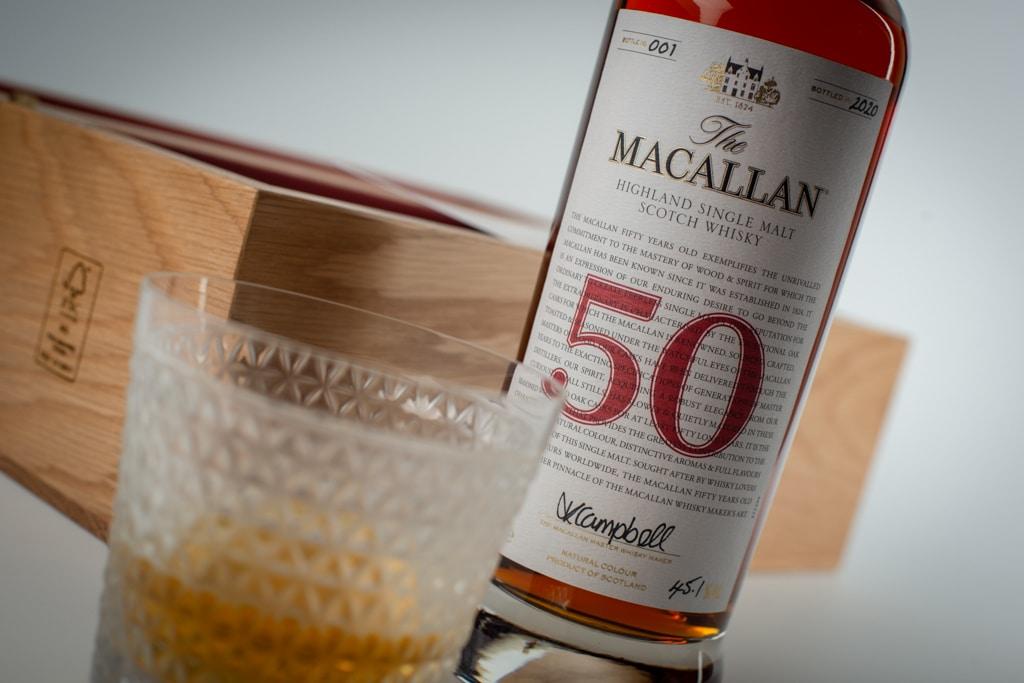 lyxigaste whiskyn hittills från macallan