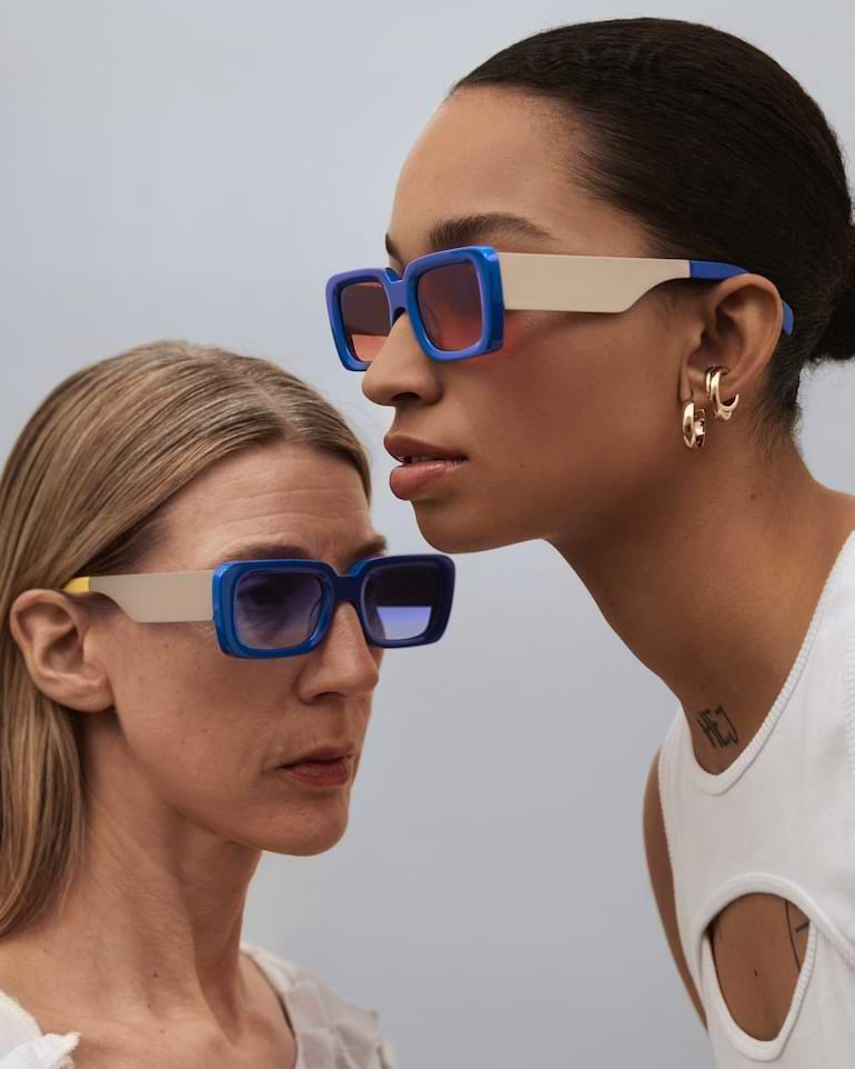 kalles kaviar chimi eyewear samarbetskollektion