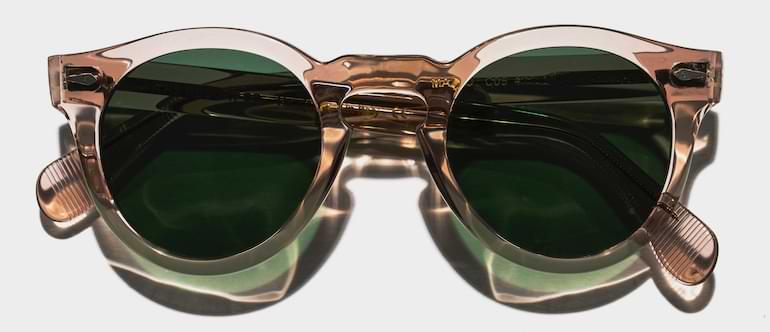 nya solglasögon för män vår sommar 2021