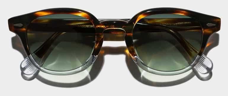 nya snygga solglasögon för män vår sommar 2021