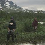Sandqvist lanserar väskor tillsammans med flugfiskekollektivet Podsol