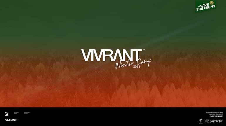vivrant winter camp producentläger