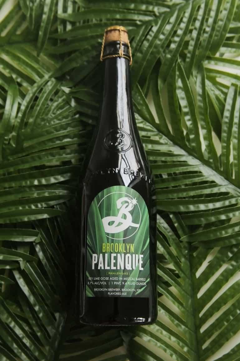 Brooklyn brewery palenque ölnyhet mars 2021