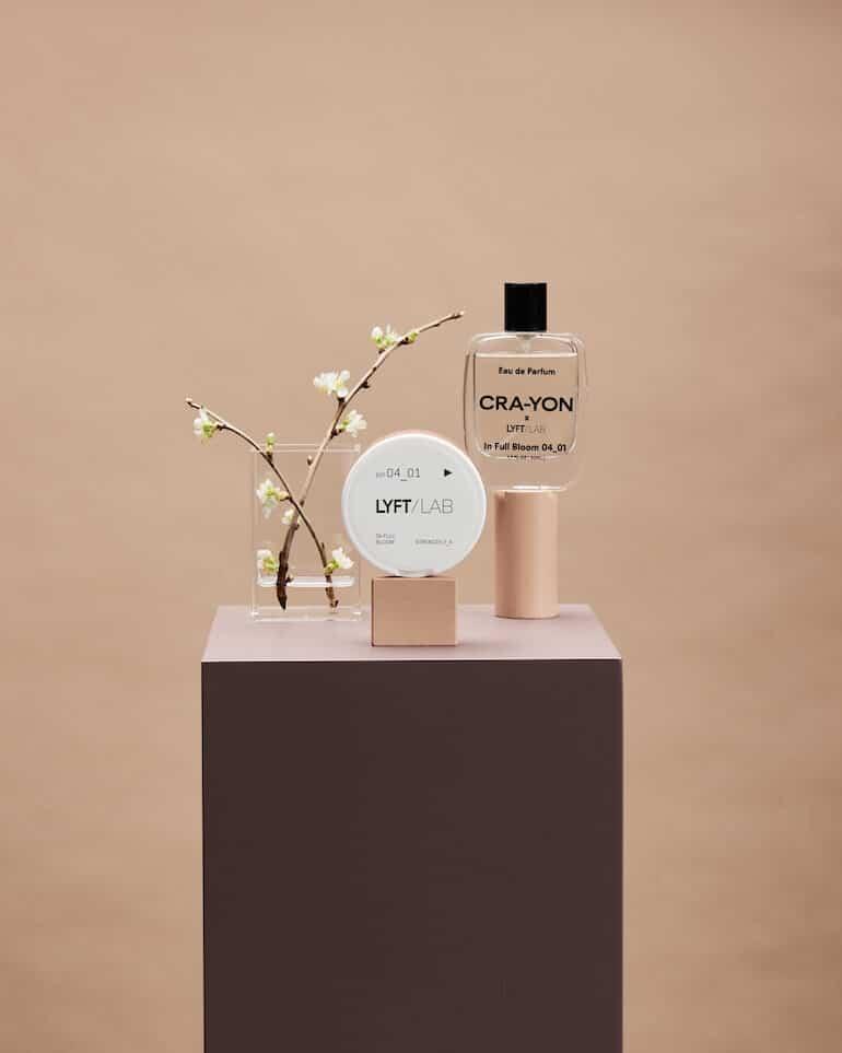 cra-yon parfymer