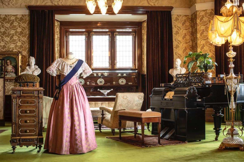 mode från viktorianska eran