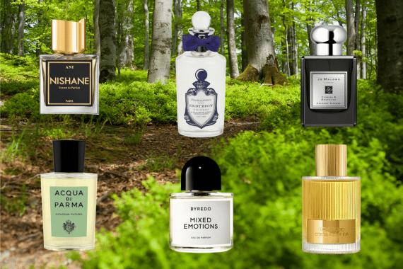 bästa nya parfymer för män 2021