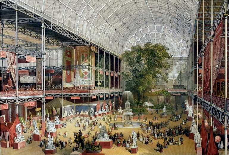 världsutställningen London 1851