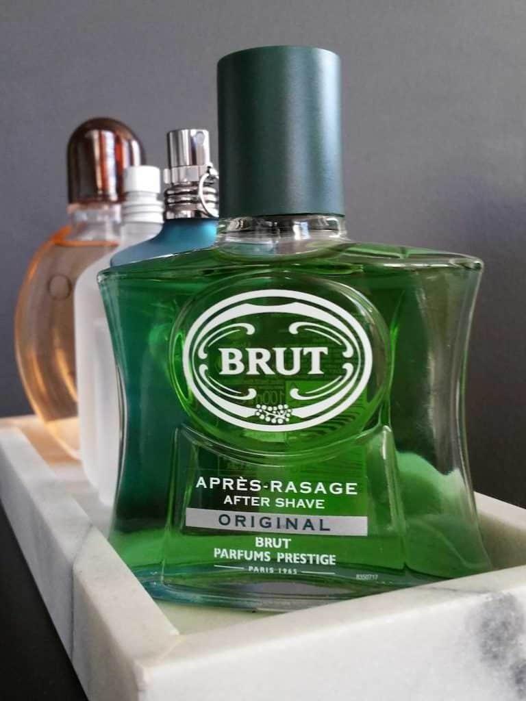 brut original klassiska parfymer för män