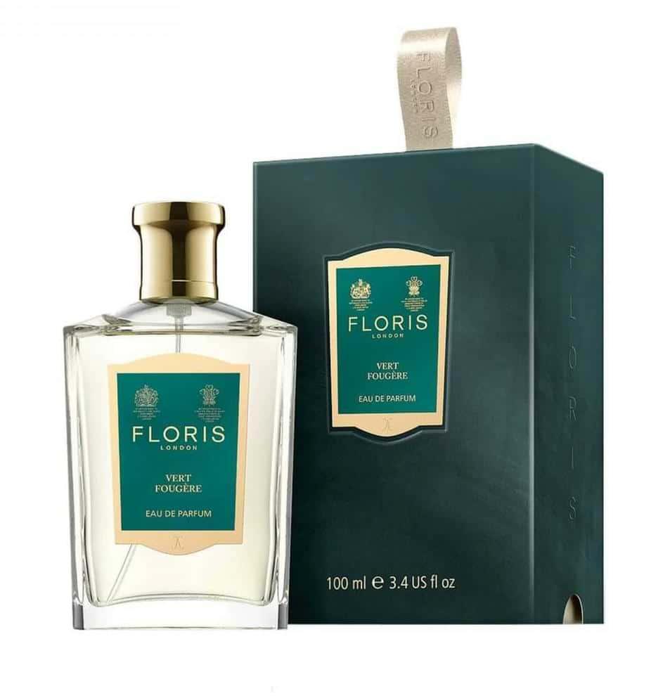 bästa parfymer från floris London