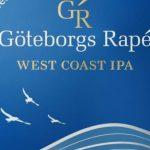 Nu kommer Göteborgs Rapé West Coast IPA!
