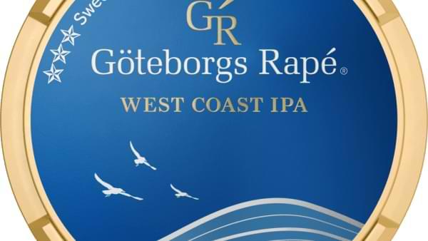 göteborgs rapé west coast ipa